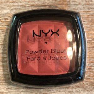 NYX Powder Blush - Mocha - New & Sealed
